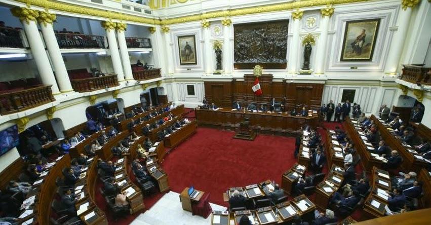 Congreso de la República aceptó renuncia de Pedro Pablo Kuczynski a la Presidencia de la República