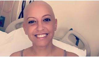 Τι κι αν έχω καρκίνο; Εγώ πάντα θα χαμογελάω