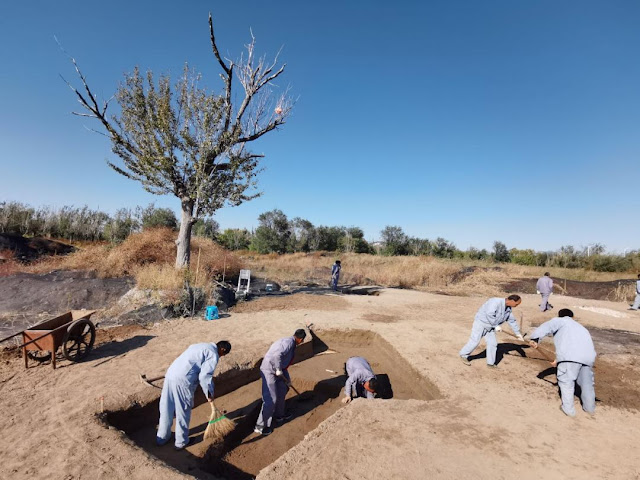 Archaeologists find over 800 ancient tombs in north China