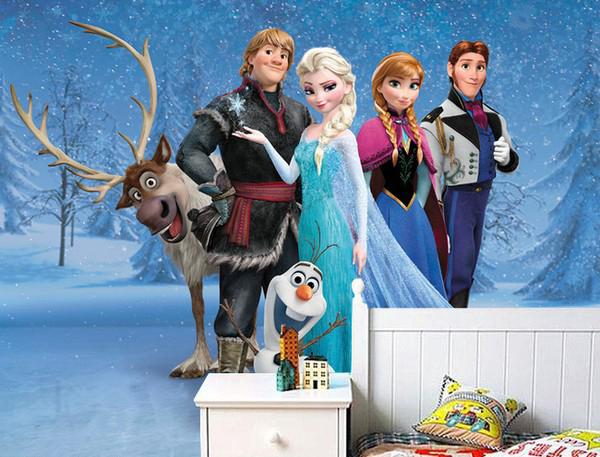 Disney Tapetti Lasten Tapetti Frozen Disney