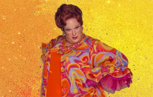 "Harvey Fierstein as ""Edna Turnblad"" in NBC's ""Hairspray LIVE!"""