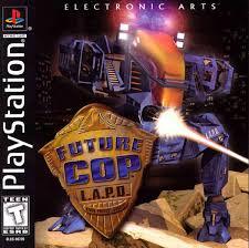 Future Cop L.A.P.D. - PS1 - ISOs Download