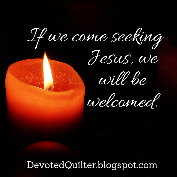 Advent devotions | DevotedQuilter.blogspot.com
