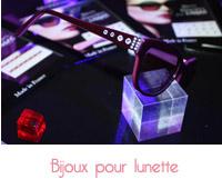 Bijoux pour lunettes  Lissac
