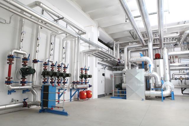 instalación calefacción central Zaragoza