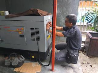 SERVICE GENSET DKI JAKARTA