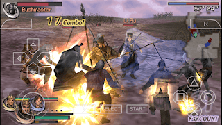 Game PPSSPP Android