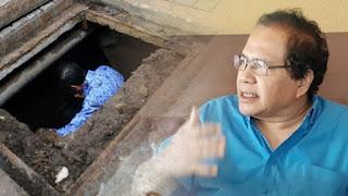 Rizal Ramli Sindir Seseorang: Era Pemimpin Masuk Gorong-Gorong sudah Berakhir