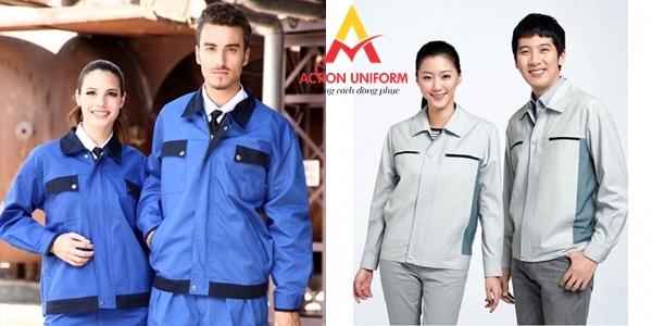 Mẫu đồng phục bảo hộ lao động 14