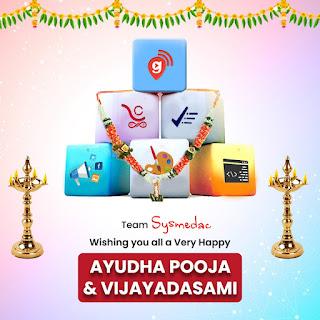 Happy Ayudhapoojai and Vijayadashami to all!!!