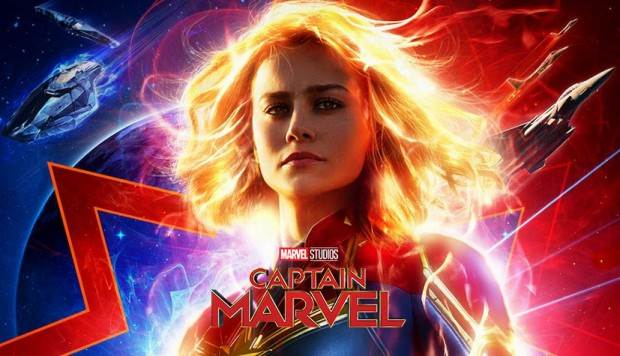 CAPITANA MARVEL-CAPTAIN MARVEL 2019 HD ONLINE