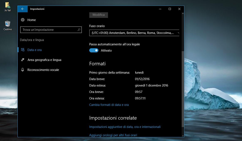 Come impostare più orologi con diversi fusi orari in Windows 10 2 HTNovo