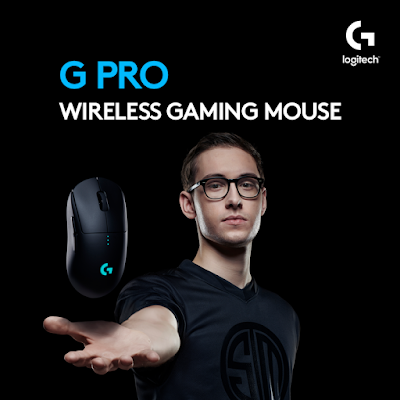 Logitech Brand Day Sale: G Pro Wireless Gaming Mouse