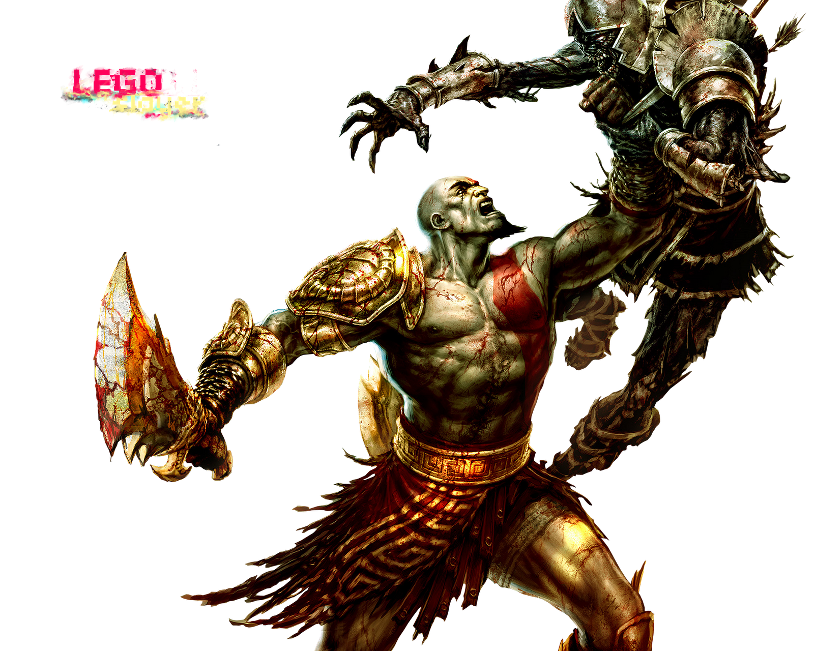 God Of War Png Your Title