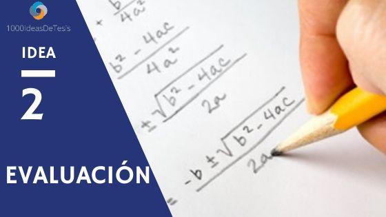Idea de tesis 2 de 1000 Ideas De Tesis: ¿Cómo evaluar las competencias matemáticas?