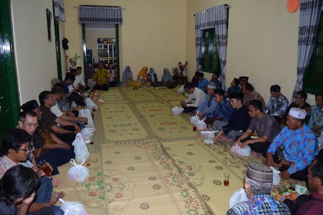 Sambut Datangnya 1 Muharram 1441, Dandim Klaten Doa Bersama Warga Kliwonan Klaten