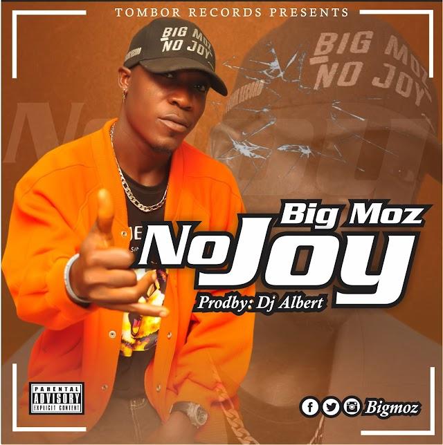 Music    BIGMOZ - No Joy