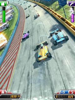 Adalah game perpaduan dari event balapan bergengsi yaitu Daytona  Unduh Game Android Gratis Daytona Rush apk