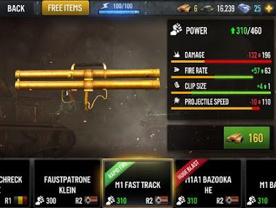 Frontline Commando WW2 mod apk game