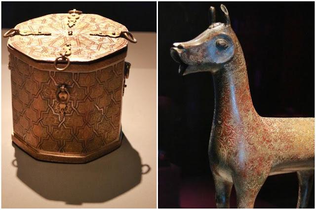 Una visita al Museo de Arte Islámico de Doha Colección permanente