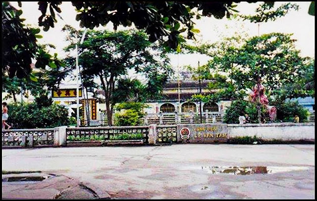 Công viên Lê Văn Tám Sa Đéc