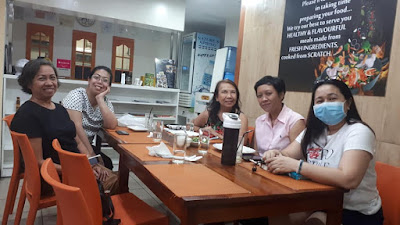 Women in Literary Arts WILA Cebu November 2019 Monthly Meeting
