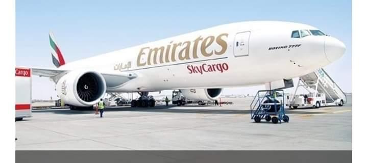 طيران الإمارات ينقل القمر الصناعي البرازيلي الي الهند
