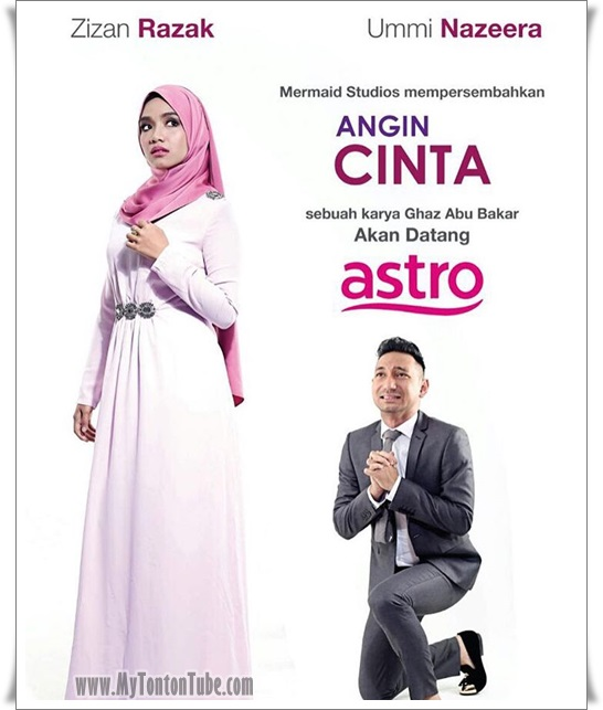 Filem Angin Cinta (2016) - Full Movie