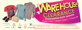 KL SOGO Warehouse Clearance