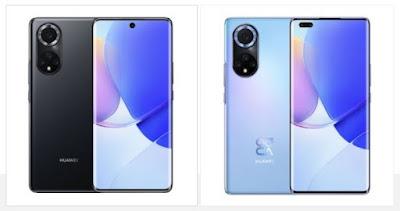 Spesifikasi Huawei Nova 9 Series