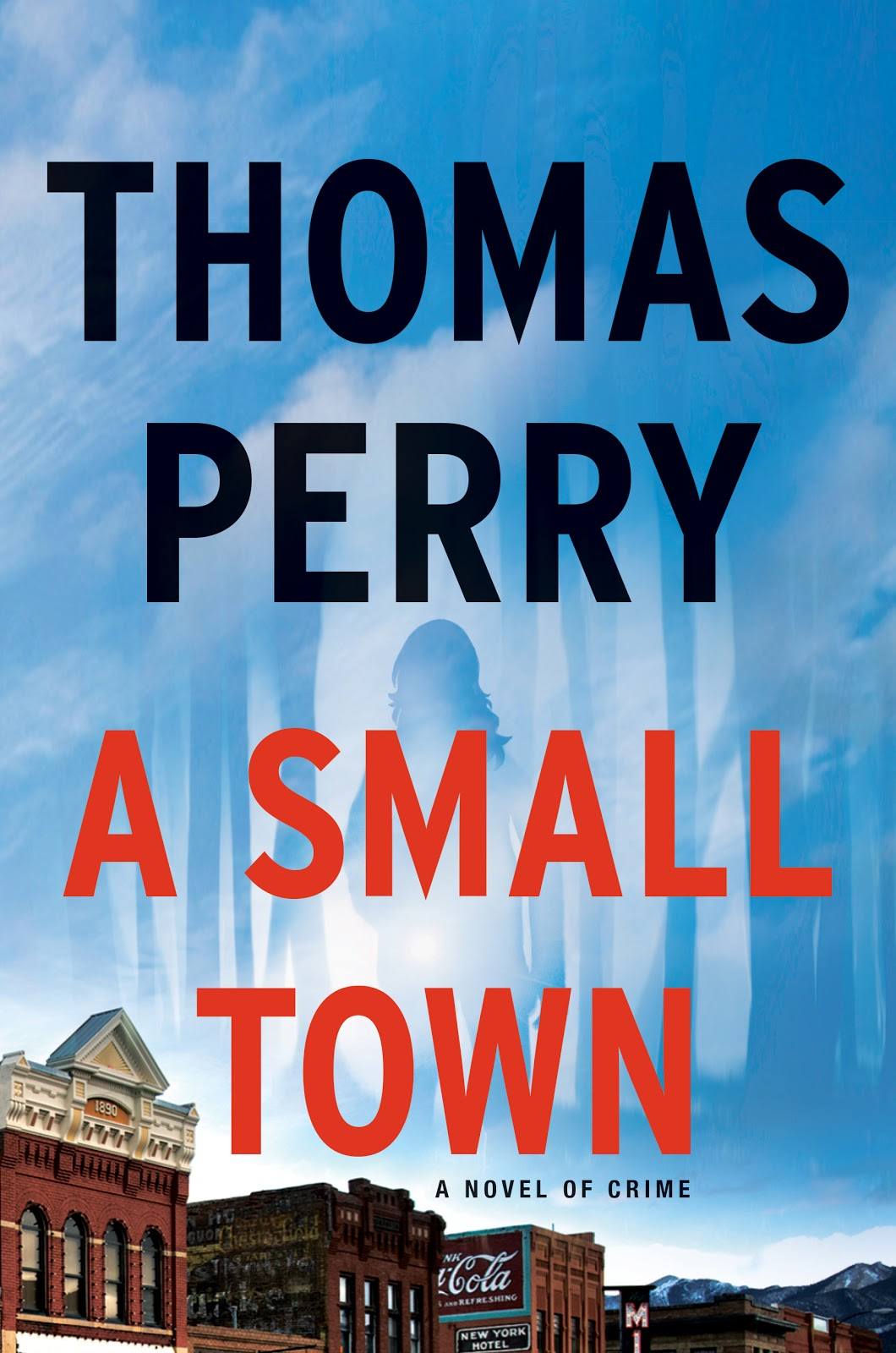 Thomas Perry A small town review, thrillers to read now