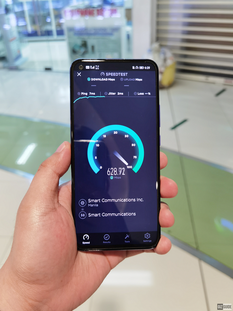 Smart Postpaid and Infinity subscribers can now access 5G services in select business districts