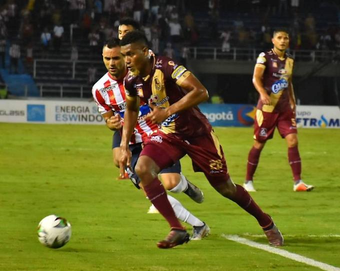 DEPORTES TOLIMA, sólido como visitante: 20 puntos de 36 posibles en la Liga Águila 1 2019