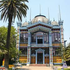 Artequin  Museum, Santiago, Chile.