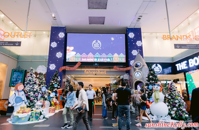 A Dazzling Christmas, Christmas 2019, Fahrenheit88 Christmas, Malaysia Shopping Mall, Christmas Decoration, lifestyle
