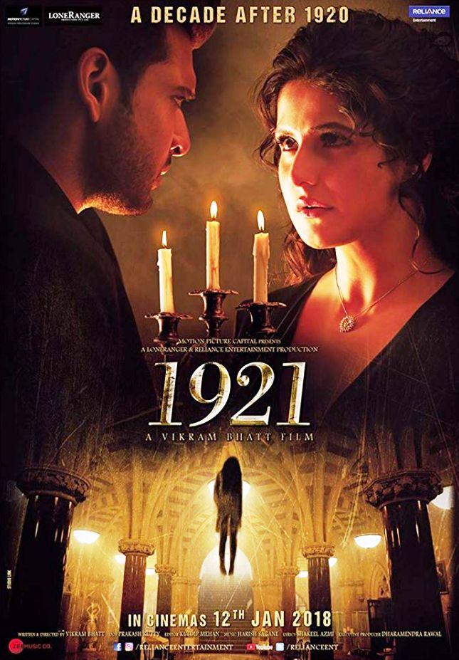 1921 (2018) Hindi 720p HDRip 1Gb Download