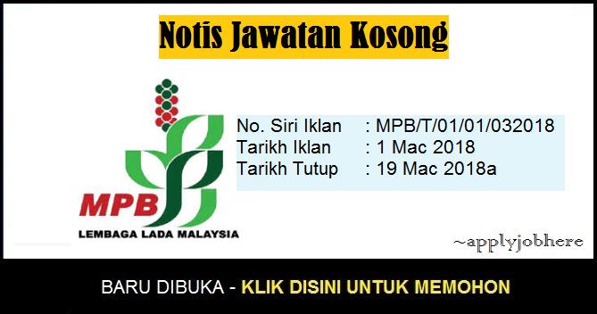 jawatan kosong kerajaan, jawatan kosong swasta, jawatan kosong malaysia,