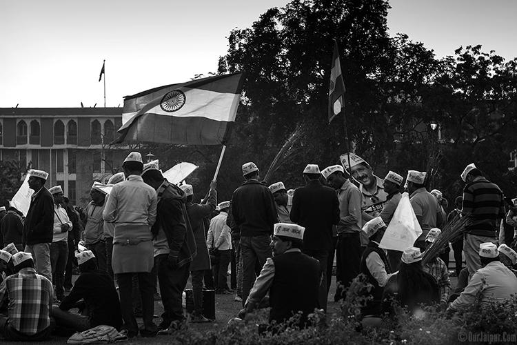 Arvind Kejriwal - AAP