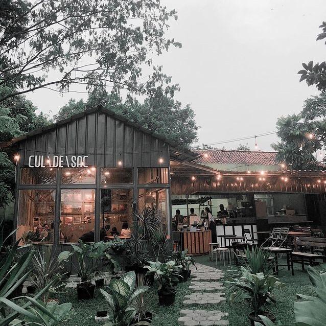Culdesac Eatery Coffee Shop Bekasi