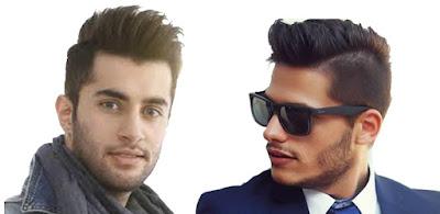 gaya model potongan rambut pria keren terbaru