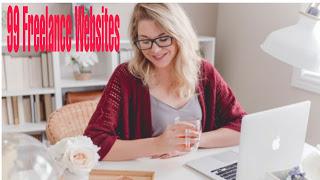 99 Freelance Websites For Freelancer