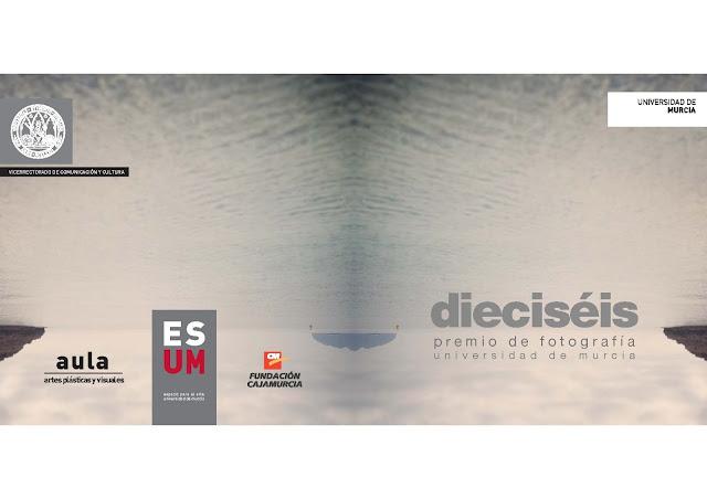 Exposición Obras Premiadas y Seleccionadas XVI Premio de Fotografía Universidad de Murcia.