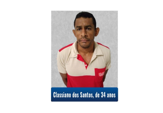 Polícia Civil prende acusado de homicídio que vitimou servidor público em Canindé de São Francisco/SE