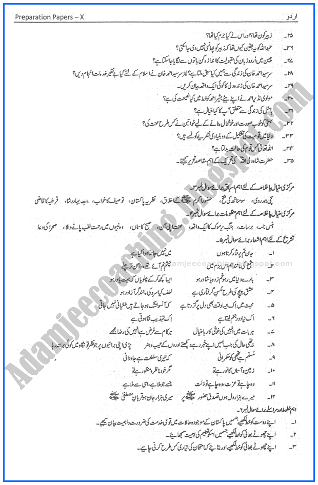 urdu essays for class 10th Matric 10th class english essay simple and easy 2014 about us essays in english for class10th pdf urdu,islamiat,pak studies notes (3.