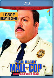 Paul Blart: Mall Cop [2009] [1080p BRrip] [Latino-Inglés] [GoogleDrive]