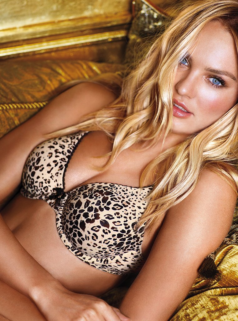 Candice Swanepoel ♥ Victoria's Secret Oct 2012 - Models ...