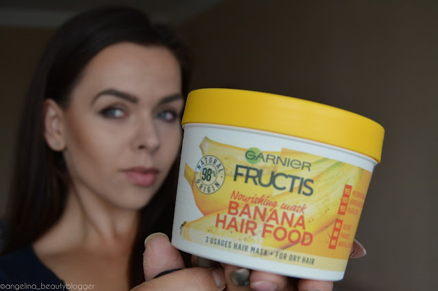 GARNIER FRUCTIS BANANA SUPER FOOD