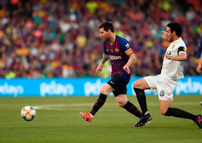 FC Barcelona - Valencia Cf Spanish Cup Final 2019