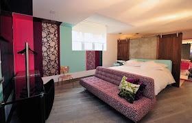 Interieur Maison Moderne: Design chambre à coucher