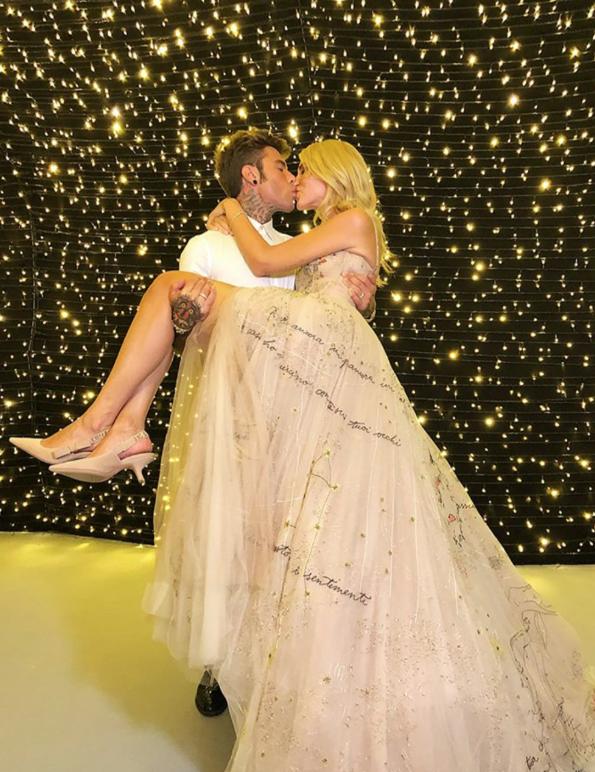 280a2fad6d The Ferragnez Wedding: Chiara Ferragni & Fedez hanno detto Sì ...